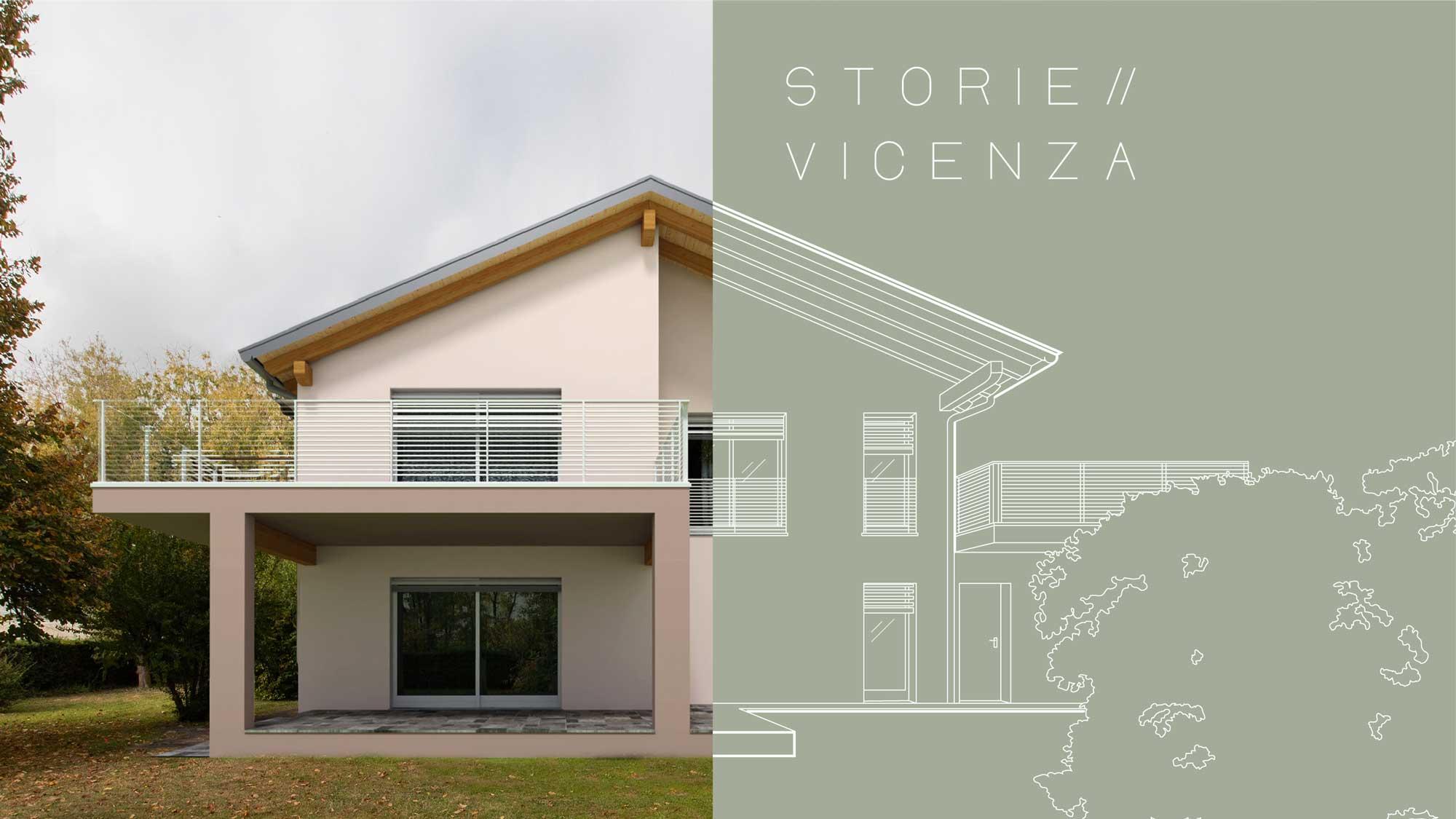 Casa in legno a Vicenza | Haume